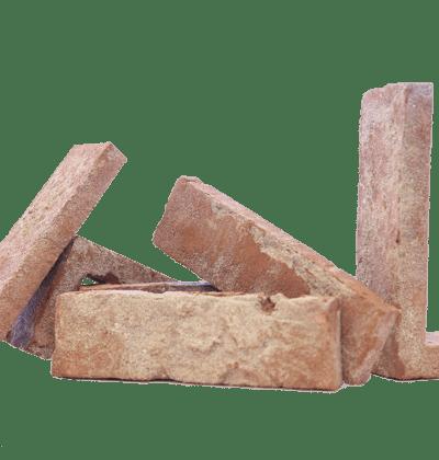 Limtegl Rettflis Redstone Grey Kalk